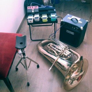 Electric Tuba