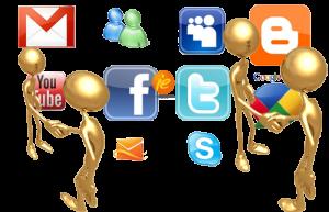 Las redes sociales más populares