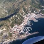 La Costa Brava desde el aire